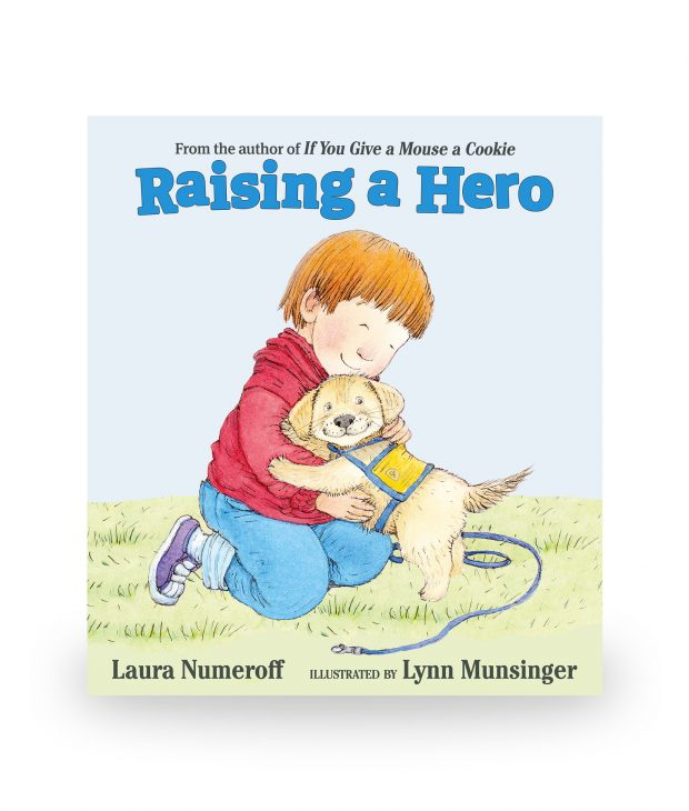 RaisingAHero_CoverMattedProduct